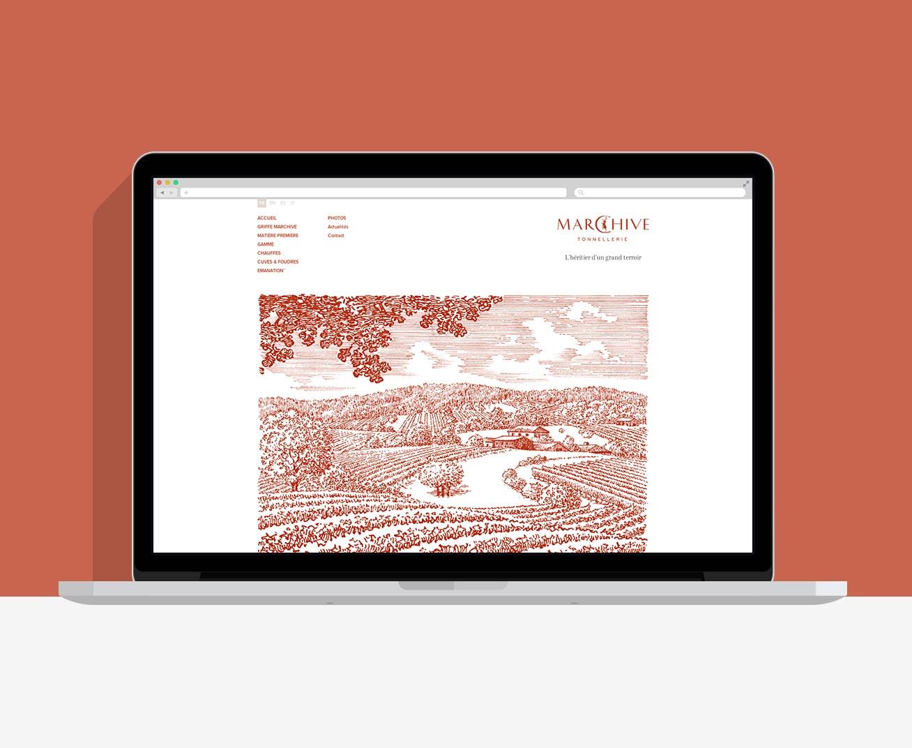 Showcase-web-marchive