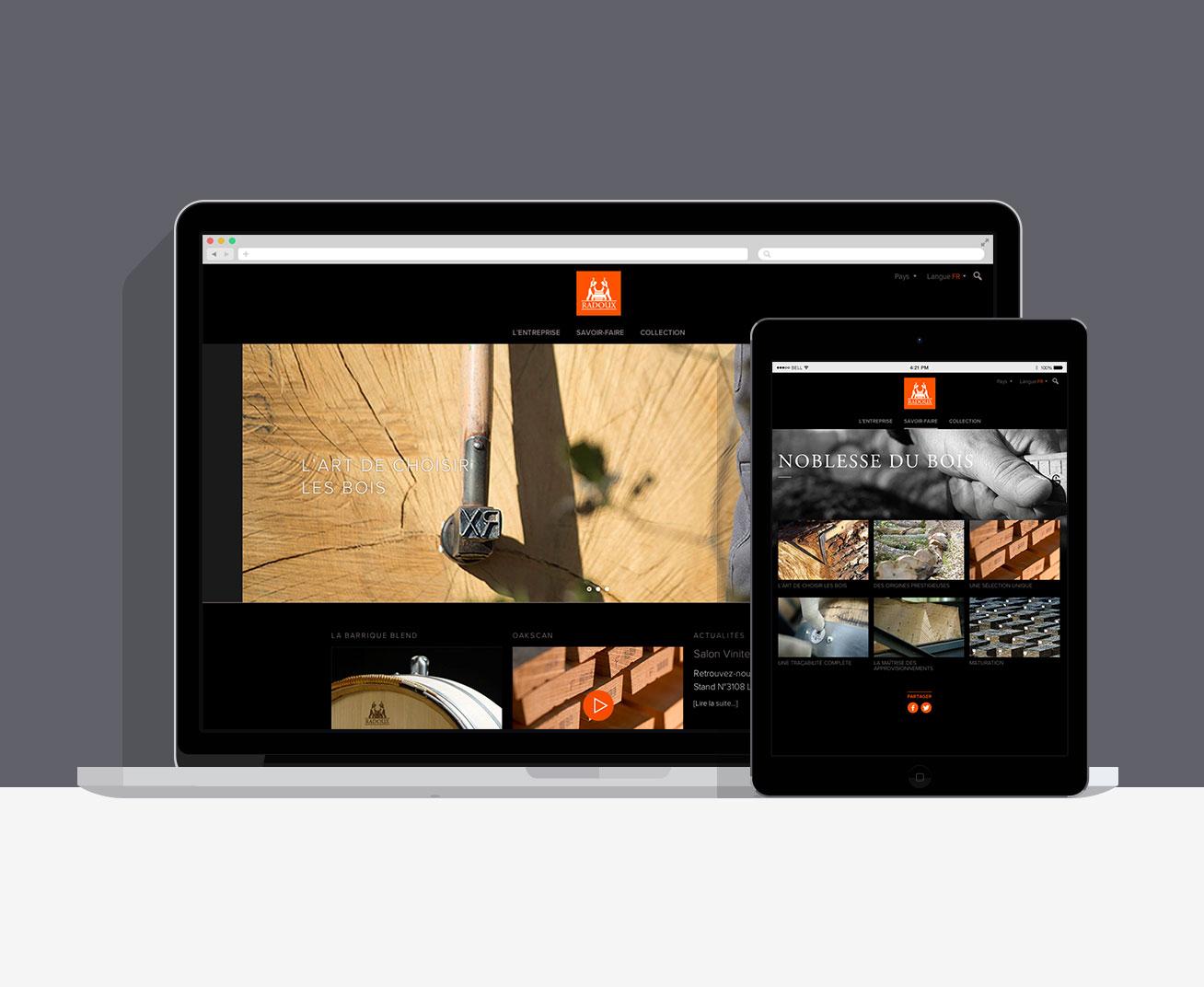 Showcase-web-radoux