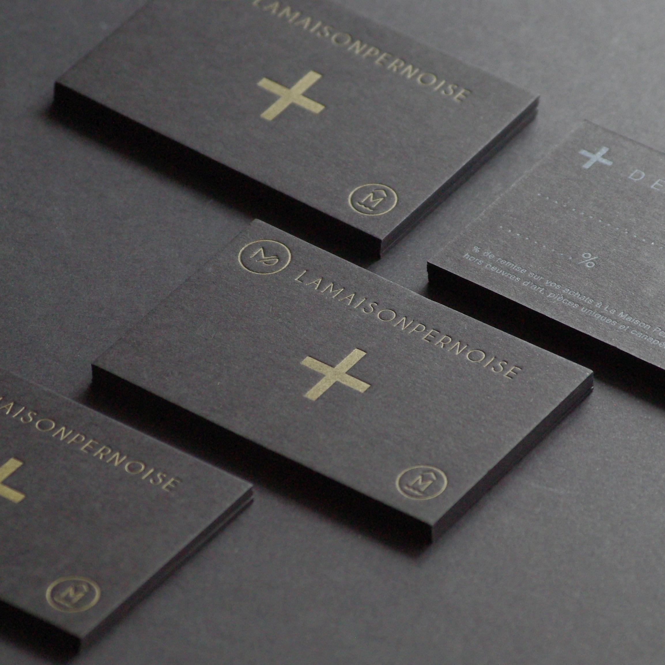 La Maison Pernoise - Carte de fidélité