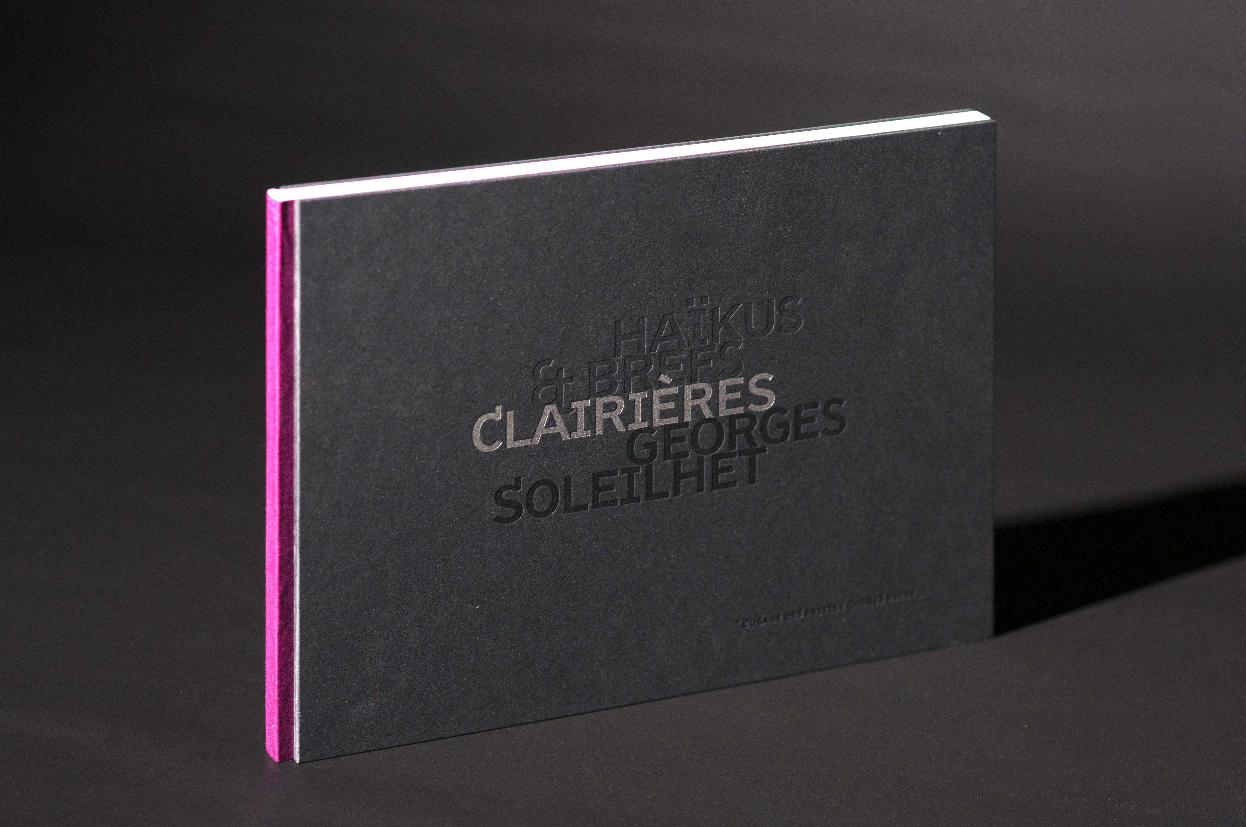 Couverture de livre - Georges Soleilhet
