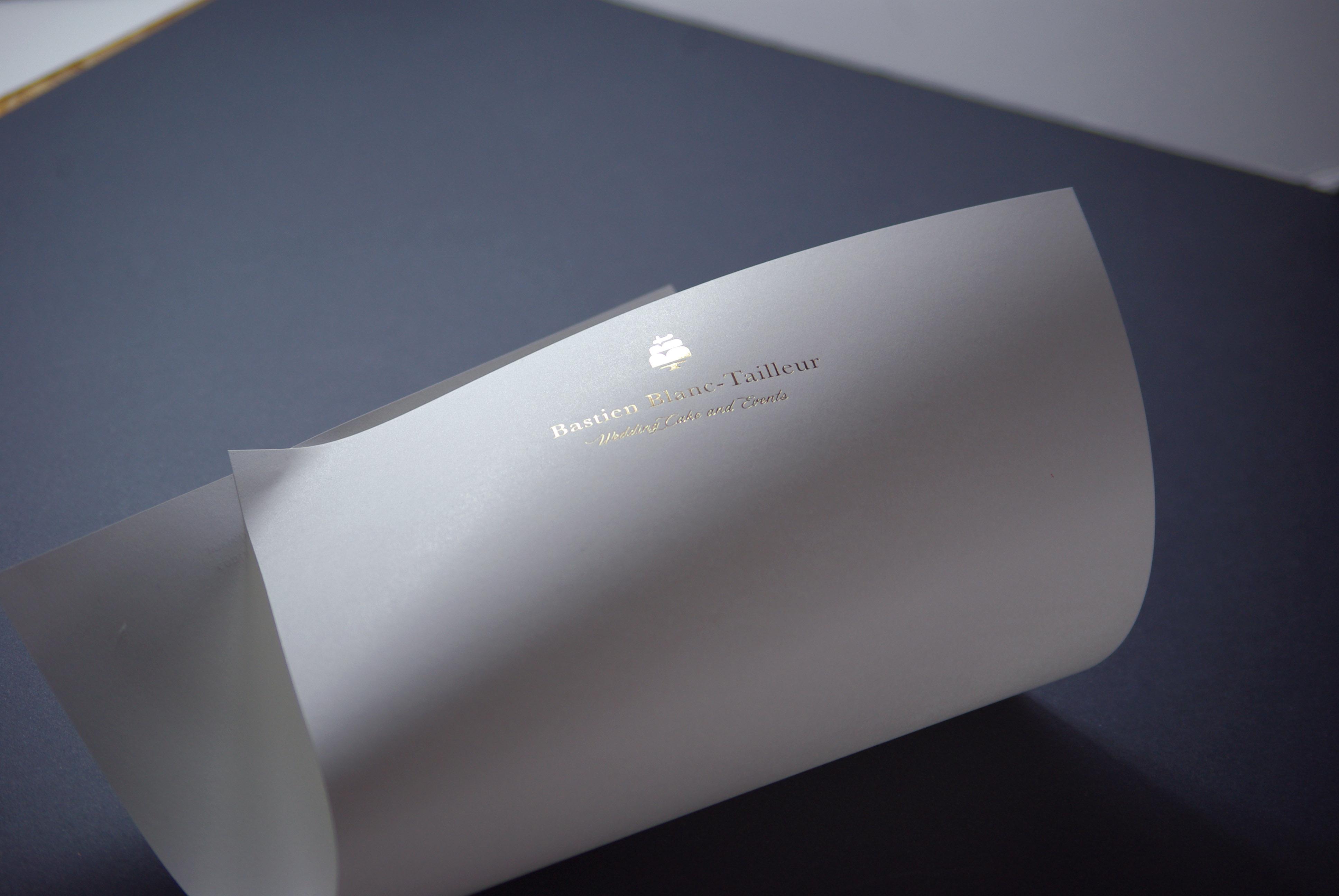 Papier entête - Bastien Blanc Tailleur
